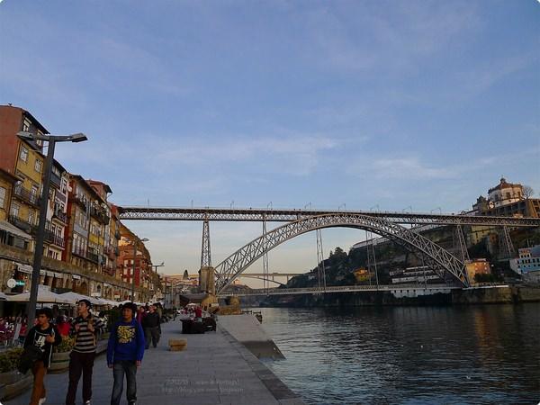 [葡萄牙遊誌]Porto:路易一世大橋.Ponte de Dom Luís I