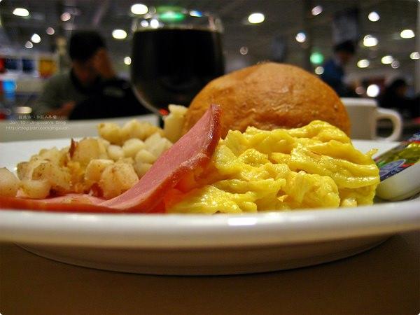 [食誌]台北市.宜家餐廳敦化店29元超值早餐 NTD 29 Value Breakfast of IKEA Restaurant Dun Hua Branch(1)
