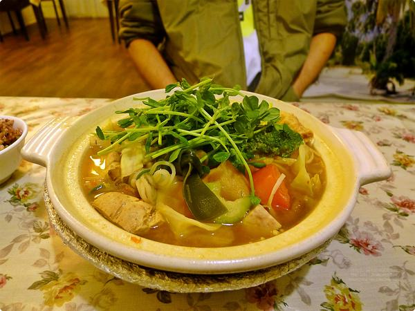 [食誌]台北市.陽光花園素食主義 Sungarden Health Restaurant