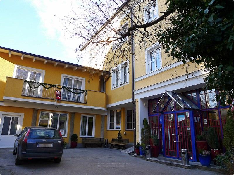 [奧匈捷遊誌] 薩爾斯堡-青年旅館住宿推薦 YoHo International Youth Hostel, Salzburg
