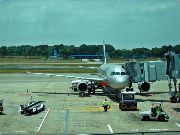 [新馬遊誌]Inward Flight:T1, S'pore Changi Airport and Jetstar Flight