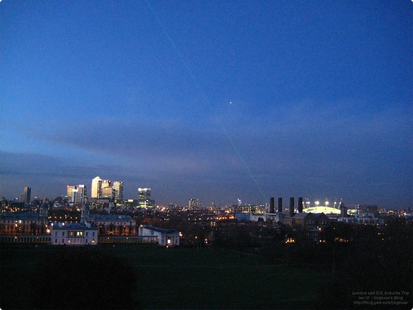 [英國遊誌]London︰Night shots of Greenwich