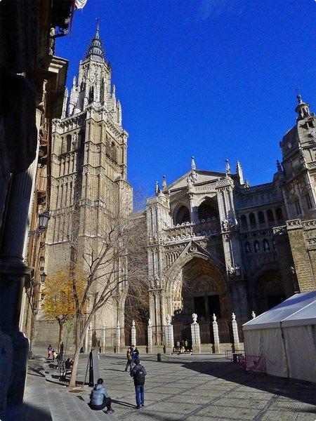 [西班牙遊記] 托雷多大教堂 Toledo Cathedral-世界遺產 13世紀西班牙哥德式教堂之傑作