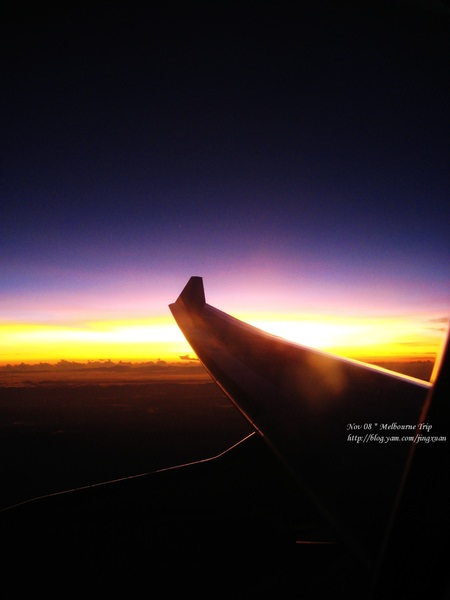 [遊誌]Inbound Flight:Phillippine Airline and Sky Shots
