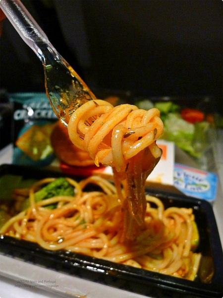 [西班牙食誌]Outbound Flight︰荷航航空餐.KLM Airline's In-Flight Meal(Dinner, Breakfast and Snacks)