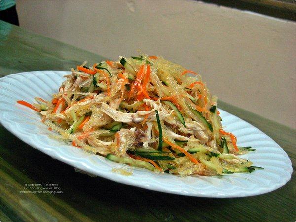 [家常葷食班9]紅油雞絲等其他家常菜.Chicken Salad with Chili Oil and etc