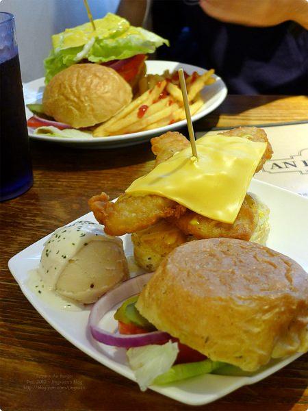 [食誌]台北市.AN Burger