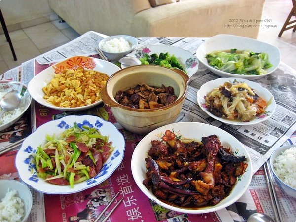 [新馬食誌]J.B., M'sia:媽咪家常便飯.Home-style Cuisine prepared by Mum(1)