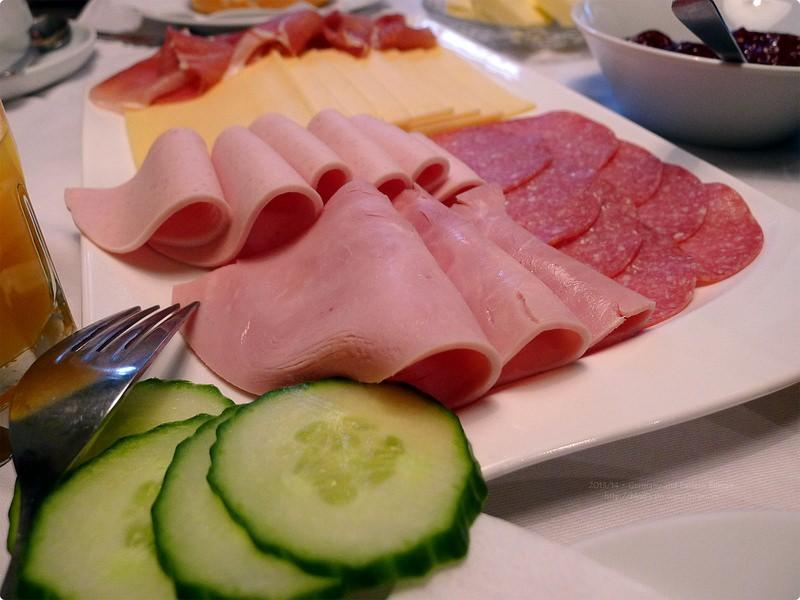 [德國食誌] Berlin:柏林早餐.Pension Am Schloss Bellevue(2Ds Complimentary Breakfast)