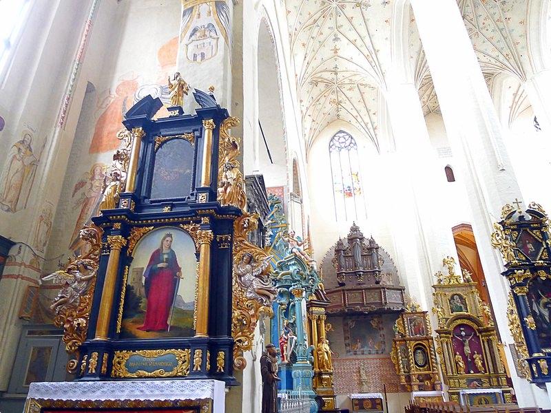 [波波遊誌]Toruń︰聖約翰大教堂與聖母瑪莉亞教堂等.Kościół Świętego Ducha, Katedra śś. Janów, Kościół NMP