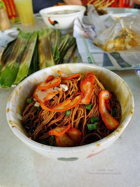 [馬新食誌]Johor, M'sia:麻坡貪吃街 Glutton Street(Tam Chiak, Jalan Haji Abu)