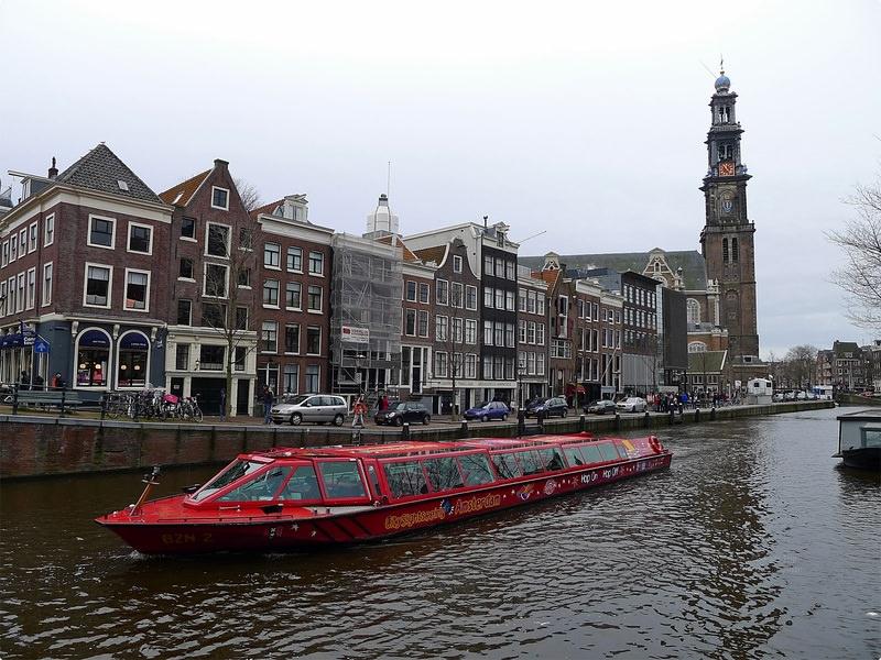[荷比巴黎遊誌] 阿姆斯特丹-水壩廣場 安妮之家週邊 Dam, Koninklijk Paleis, Anne Frankhuis, Westerkerk, etc.