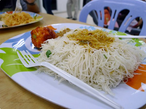 [馬新食誌]J.B., Johor:馬新料理.Malay Fried Noodle, Roti Prata, Malay Fried Rice Noodle, Nasi Lemak and Malay Ayam Goreng  Nasi Lemak(2)