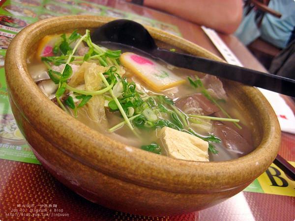 [食誌]台北市.甘泉魚麵(師大店)Gan Quan Fish Noodle