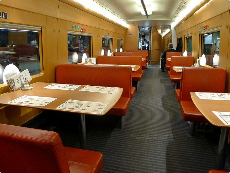 [德國遊誌]Nürnberg:DB train travel to Nürnberg