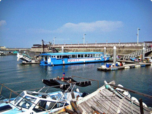 [遊誌]嘉義東石.扁舟觀光漁筏 Little Boat of Dong-Shi
