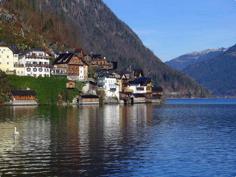 [奧匈捷遊記] 哈爾斯塔特Hallstatt-如何自薩爾斯堡前往哈爾施塔特?How to get to Hallstatt from Salzburg?