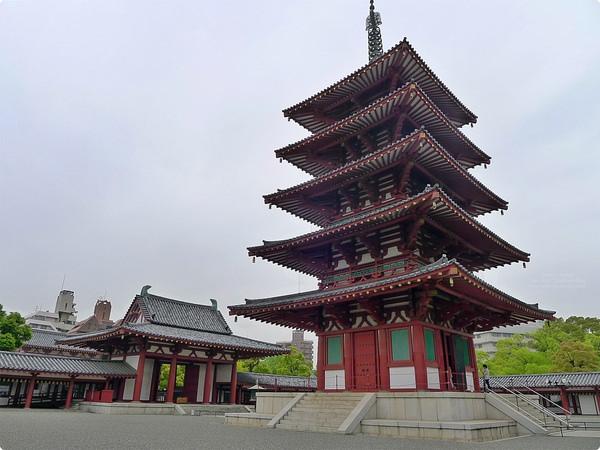 [日本遊誌]Osaka:四天王寺(してんのうじ)、古書市場