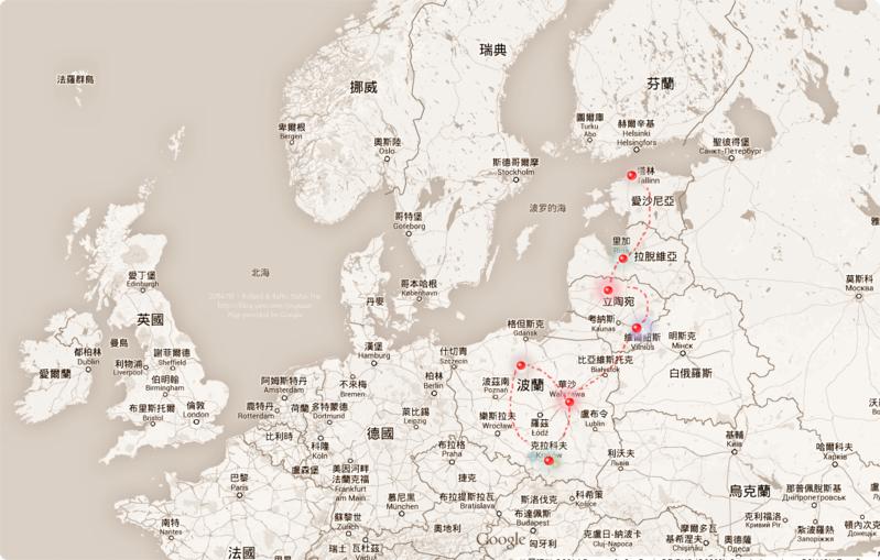 波波自助|波蘭、波羅的海三小國行前規劃與準備(含住宿交通、票卷、美食料理、餐廳等).Travel plan of Poland and Baltic States